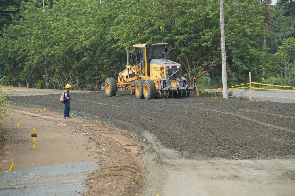 Anuncian cierre parcial en la vía Cali-Candelaria por obras de doble calzada
