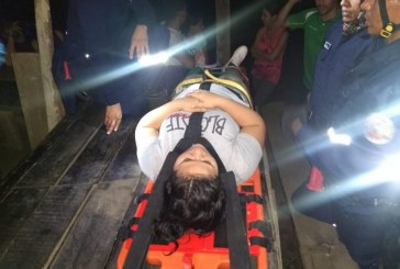 Bomberos Cali rescataron a mujer que cayó a hueco descendiendo de las Tres Cruces