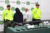 Cae en Cali banda que traficaba armas utilizando tanques de gasolina como caleta