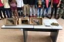 """Capturados ocho presuntos integrantes de la banda """"Los Nino"""" en el Cauca"""