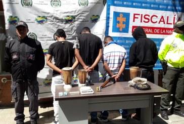 Capturan banda de microtráfico en entornos escolares en Santander de Quilichao