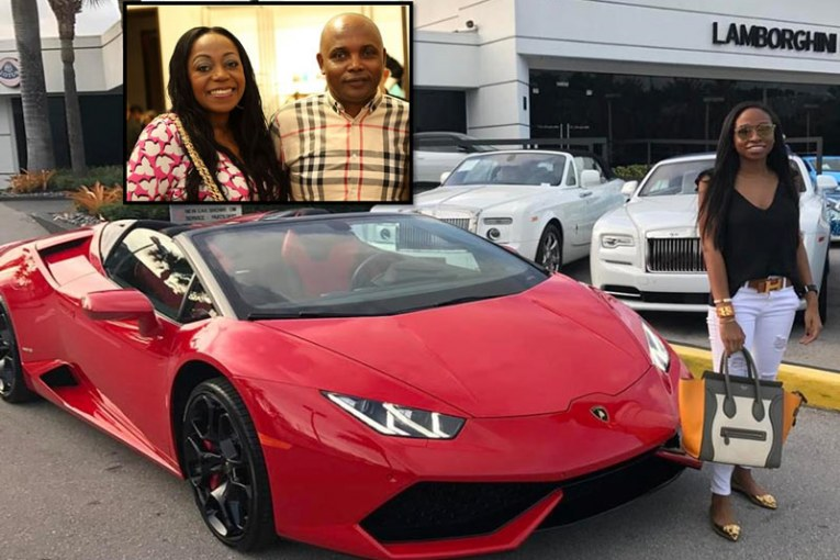 """""""Acabo de entrar a ese Facebook y lo primero que aparece es ese carro"""": Omar Ambuila sobre lujos de su hija"""