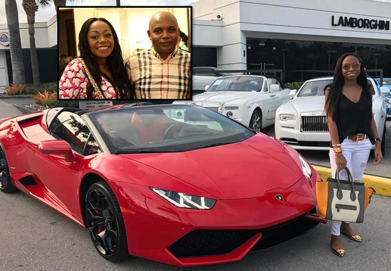Cárcel a funcionario de la DIAN que regaló Lamborghini de 1000 millones a su hija