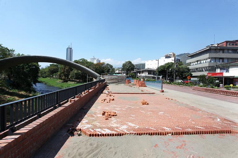 Contraloría de Cali denunció irregularidades en la construcción del Parque Lineal del río