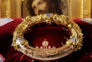 La Corona de Espinas de Jesús se traslada de Notre Dame a la alcaldía de París
