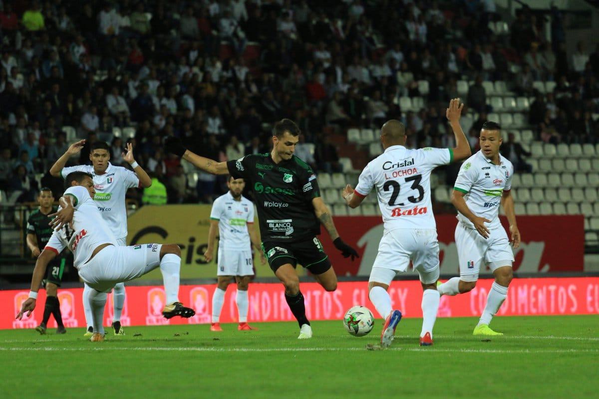 Para clasificar, Deportivo Cali deberá enmendar sus errores ante Rionegro Águilas