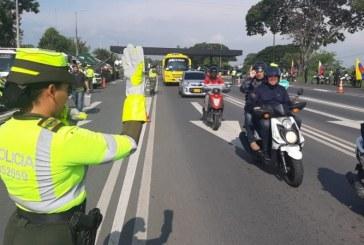 Cali contará con mas de 1000 policias que garantizarán la seguridad en Semana Santa