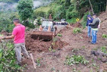 Cifra de víctimas mortales por deslizamiento en Rosas, Cauca, asciende a 29