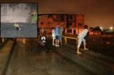 Hallan cuerpo sin vida de mujer que había caído a canal de aguas lluvias en Cali
