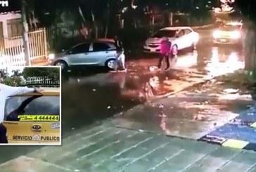 Se defiende taxista vinculado a caso de intento robo en Cali viralizado en redes sociales