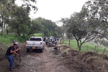 Fuertes lluvias han ocasionado derrumbes en vías veredales del Valle del Cauca