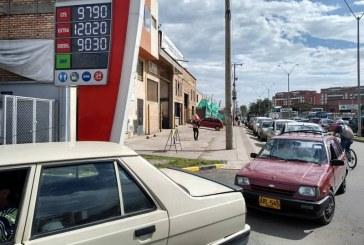 Gasolineras de Popayán vuelven a colapsar tras fallida reunión Duque-Minga