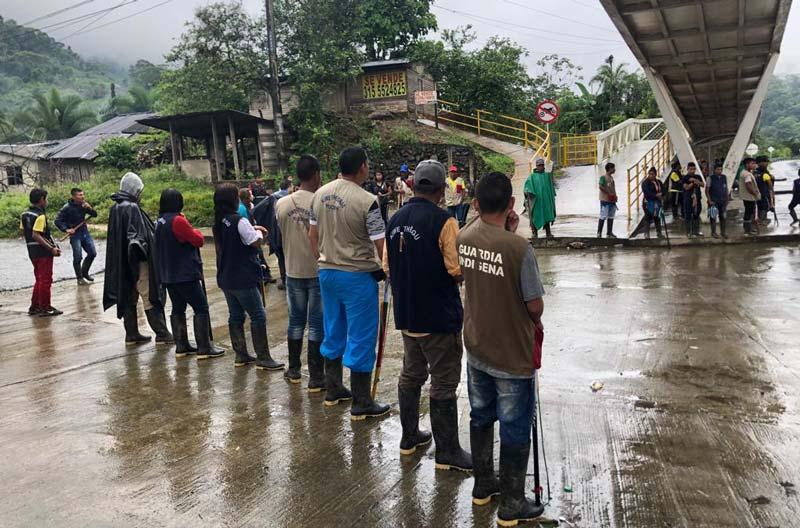Gobierno e indígenas reanudan diálogo para buscar poner fin a protestas en Cauca