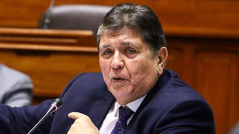 En grave estado expresidente de Perú, Alan García, tras dispararse en la cabeza
