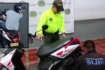 Policía habría identificado a sujeto que quedó grabado en videos robando en Cali