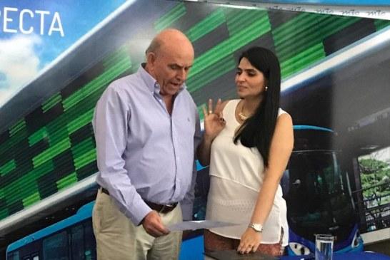 Ingrid Ospina Realpe se posesionó como nueva presidente de Metrocali