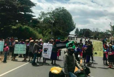 Inicia desbloqueo de la Panamericana: Gobierno e Indígenas llegaron a un acuerdo