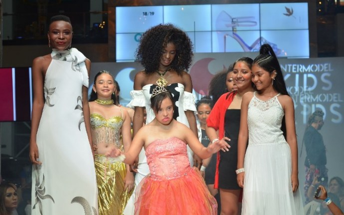 Cali vibró con la tercera edición del Intermodel kids Colombia 2019