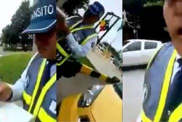 Secretario de Movilidad manifestó que avanza proceso por caso de eructo de guarda