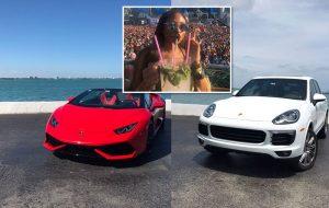 Lamborghini de Jenny Ambuila ya había sido incautado por lío de impuestos en EEUU