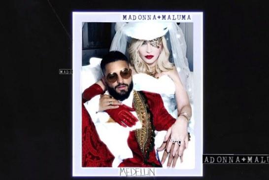 MTV presenta a Madonna en vivo con el estreno mundial del video 'Medellín'