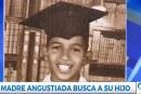 Mujer denuncia que su hijo lleva 8 días perdido, venezolano lo habría sacado del país