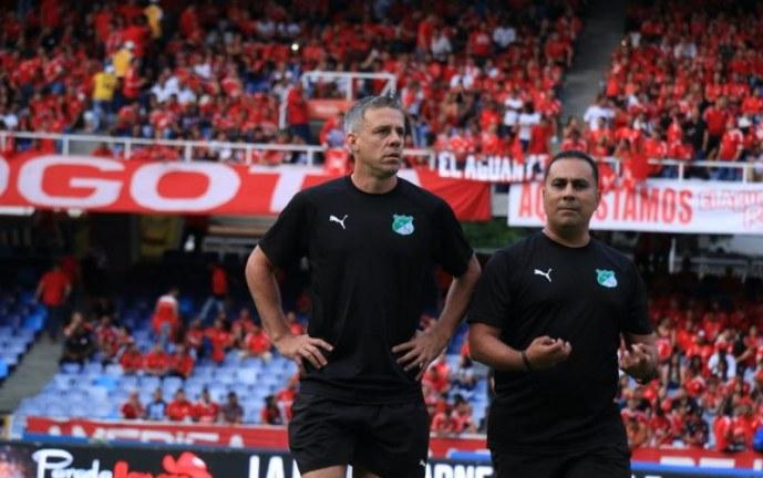 El Pascual se vistió de rojo en la fiesta verde: Deportivo Cali derrotó a América 1-0