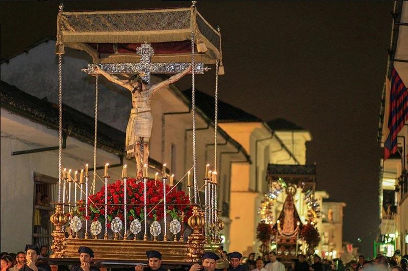 No cancelarán procesiones de Semana Santa en Popayán por bloqueos en vía Panamericana