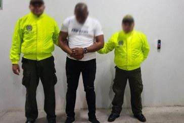 Recapturado alias 'Julito', líder de 'La Local', banda que delinque en Buenaventura