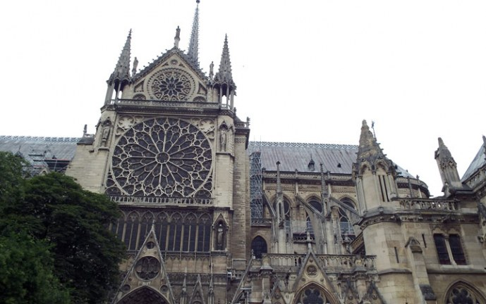 Empieza la recolecta de fondos en el mundo para la restauración de Notre Dame