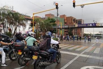 Secretaría de Movilidad activó este miércoles el semáforo ubicado en la Calle 5