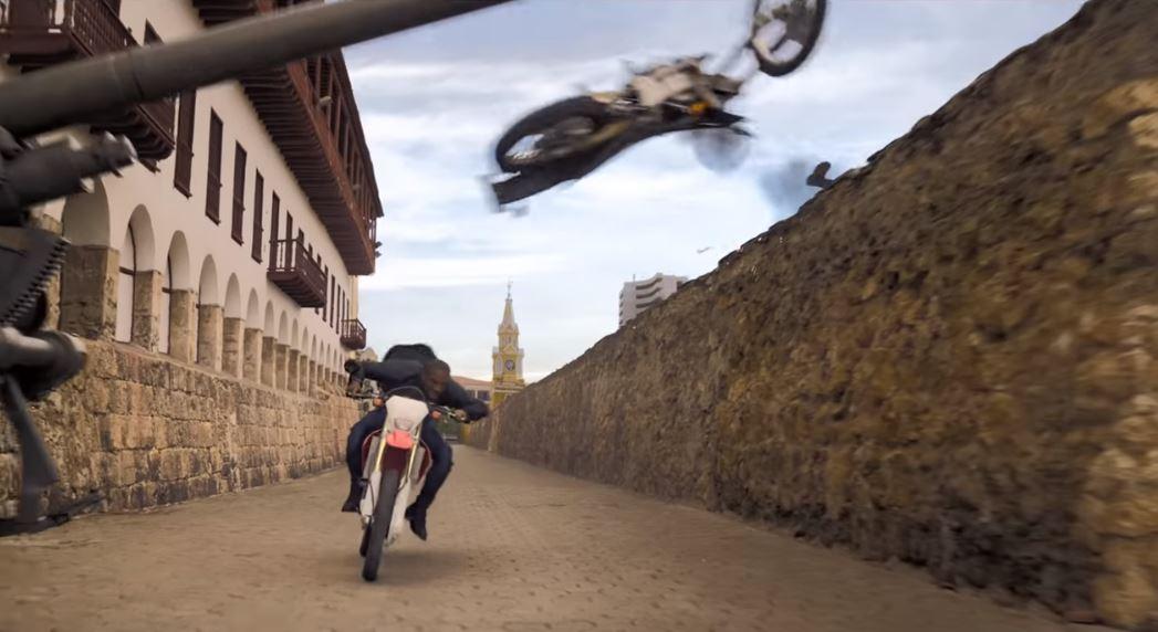 Will Smith lanzó el trailer de 'Gemini Man', película grabada en Cartagena