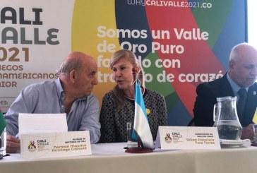 El cambio que buscarán en el Valle con los Juegos Panamericanos Junior 2021