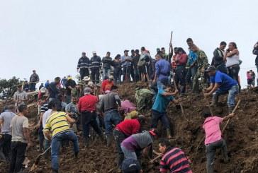 Viviendas sepultadas y varios muertos dejó alud de tierra en el sur del Cauca