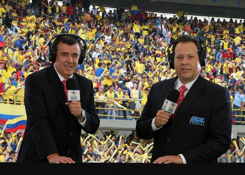¿Y Eduardo Luis? Win Sports 'ficha' a nuevo narrador para partidos de la Liga