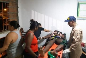 Accidente de tránsito en Juanchaco dejó cinco lesionados