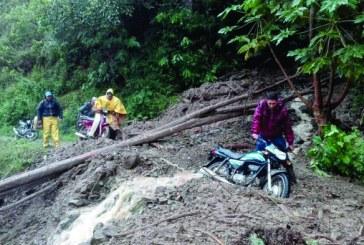 Mantienen alerta naranja en ríos de Cali y Jamundí por fuertes lluvias en el Valle