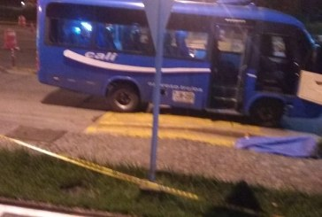 Conductor de Expreso Trejos fue asesinado cuando viajaba como pasajero en vía Palmira-Cali