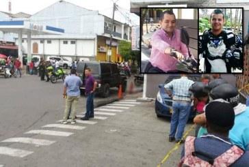 En atentado sicarial que iba dirigido a joven, asesinan por bala perdida a taxista de Cartago