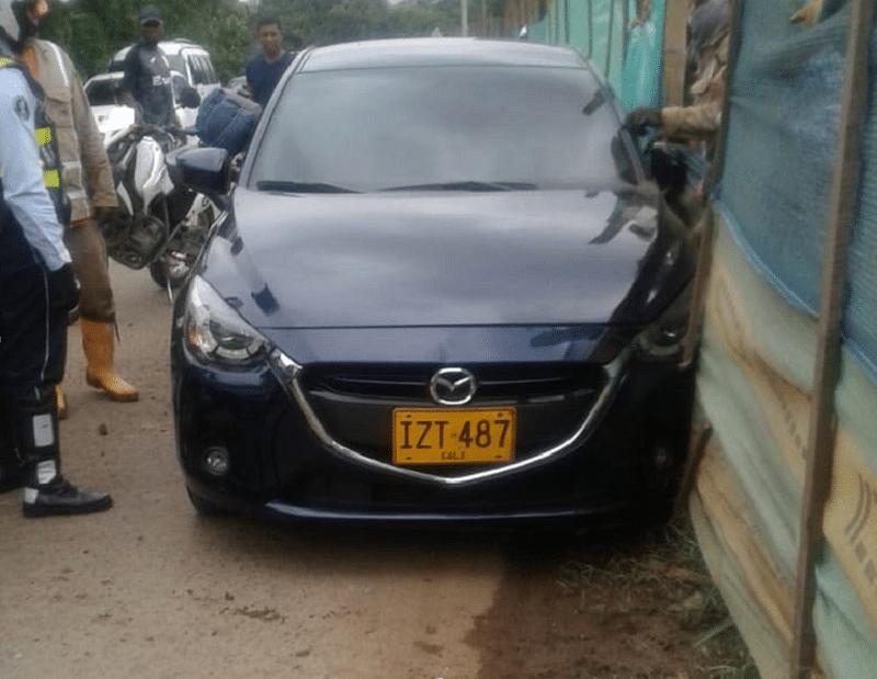 Atentado sicarial en vía Cali – Jamundí genera congestión en la Panamericana