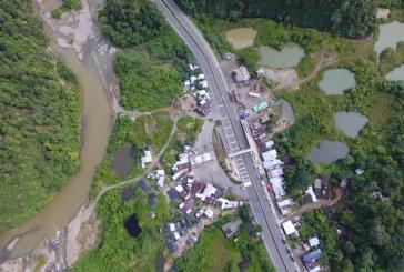 Bloqueada la vía Buga – Buenaventura por manifestación