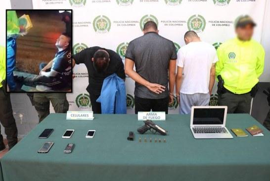Tras persecución y balacera por las calles de Cali, cayó capo narco 'Martín Bala'
