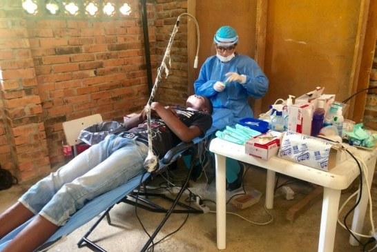 Campaña 'Mi Vereda Modelo' benefició a más de 600 personas, en el Cauca