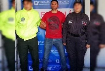 Cayó presunto asesino de mujer hallada en un armario en una casa de Tuluá