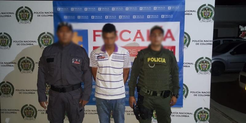 A la cárcel primo hermano de la menor asesinada en Santander de Quilichao
