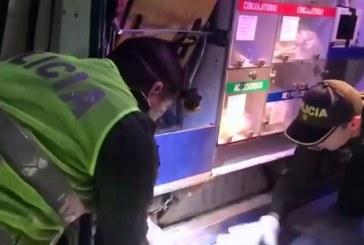 Sorpresa de la Policía tras detener a ambulancia que fingía estar en emergencia