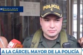 Cárcel uniformados de Policía Buenaventura por presuntos nexos con 'Clan del Golfo'