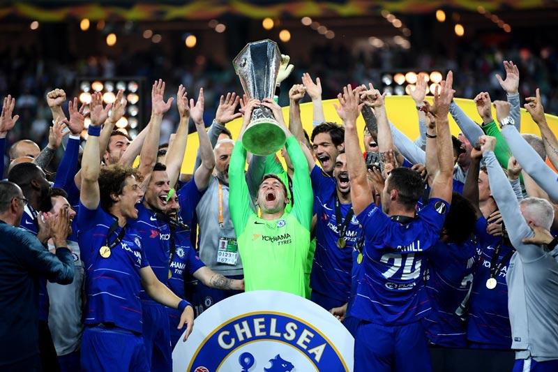 Chelsea se proclamó campeón de la Liga de Europa de la UEFA 2019