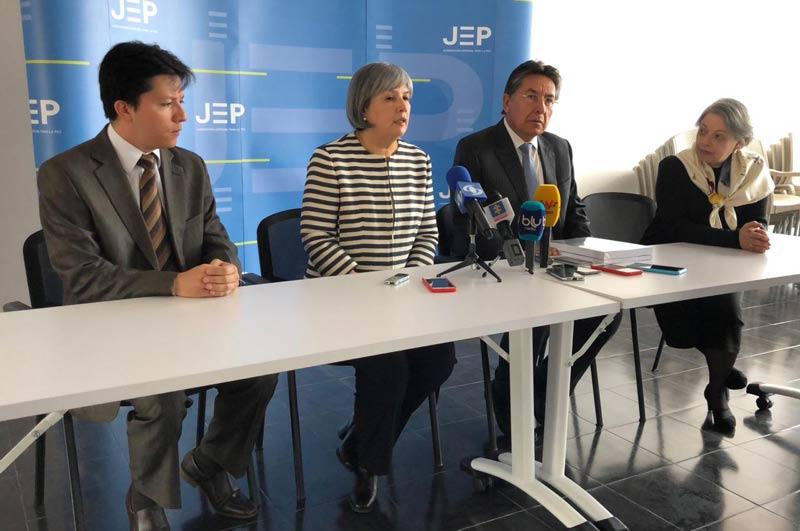 Corte Suprema de Justicia aceptó renuncia de fiscal general por caso Santrich
