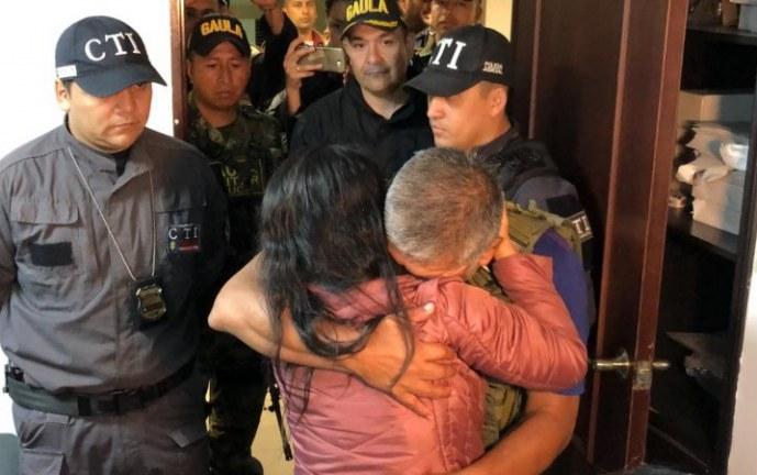 Tras 4 meses de secuestro, rescatan a directivo de instituto de educación del Cauca